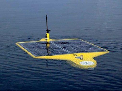 Rys. 6. Solar AUV produkowany przez Falmouth Scientific