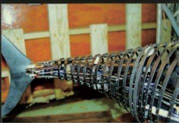 Rys. 11. Konstrukcje kadłuba wykorzystywane w pojazdach bionicznych