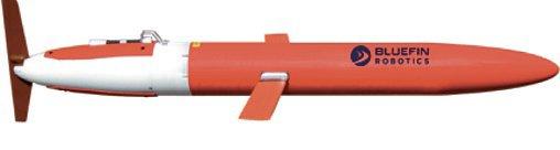 Rys. 8. Spray Glider – szybowiec podwodny produkowany przez Bluefin Robotics Corporation