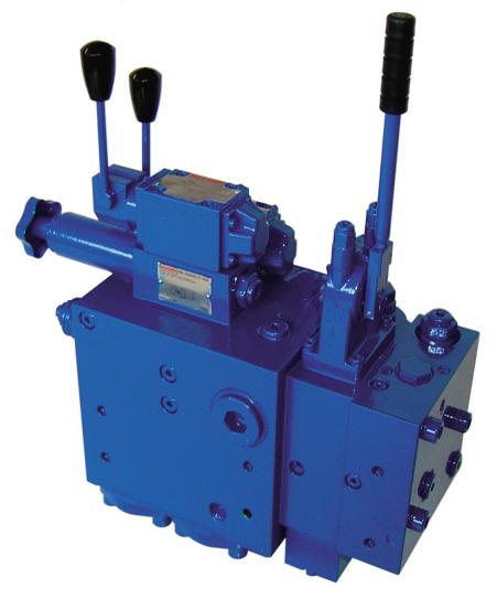 Hybrydowy blok dla wciągarek – WCB15