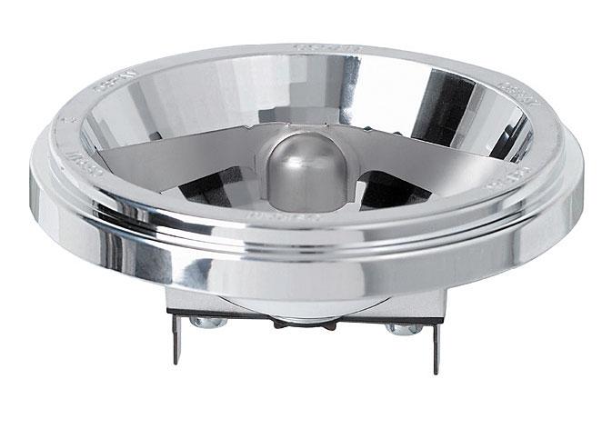 HALOSPOT 111 - niskonapięciowa (12 V) lampa halogenowa z reflektorem o średnicy 111 mm.