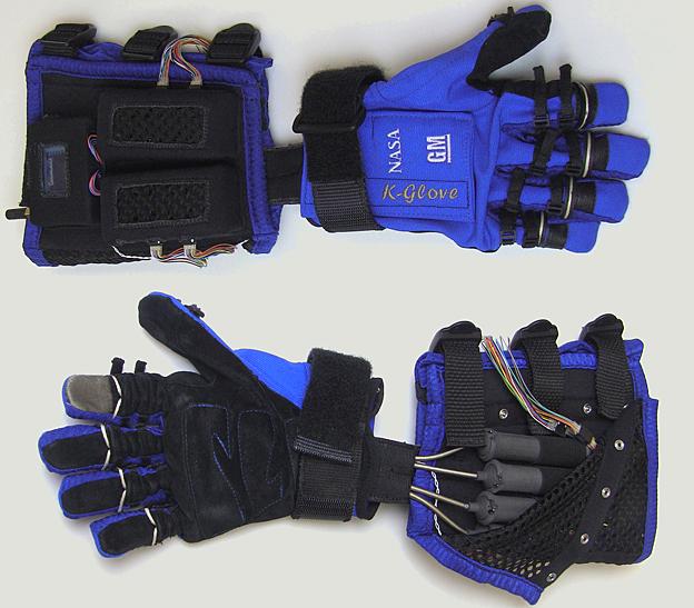 Zrobotyzowana rękawica dla przemysłu i lotów kosmicznych
