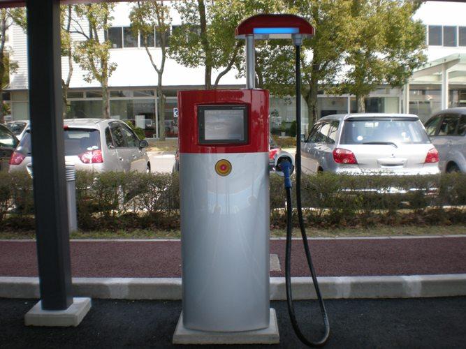 charging - discharging stand