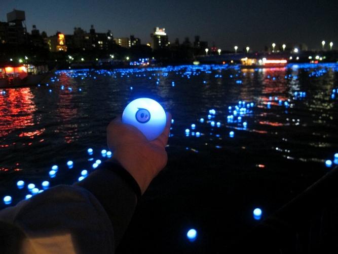 Panasonic Inoriboshi LED Festiwal Hotaru 2012
