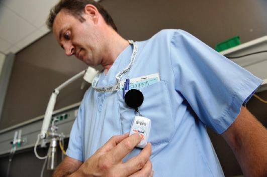 Wykorzystanie tagów RFID w branży HealthCare
