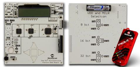 One PIC MCU Platform, PICkit 3
