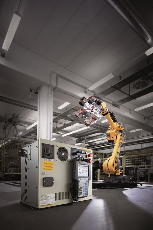 Ekonomiczny, szybki i wydajny – R30iB – nowy kontroler robotów FANUC