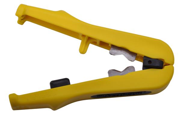 Blokowane rękojeści, ułatwiające przenoszenie narzędzia.