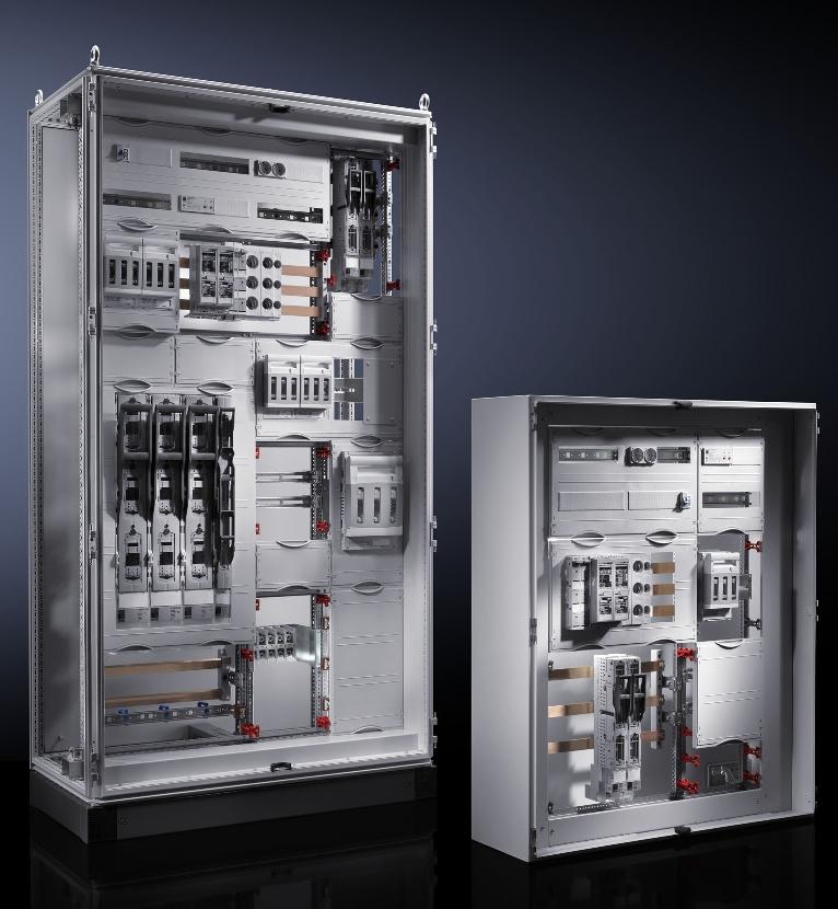 Nowa rozdzielnica instalacyjna ISV firmy Rittal