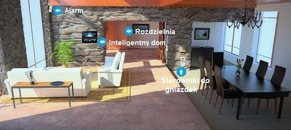 Inteligentne instalacje domowe