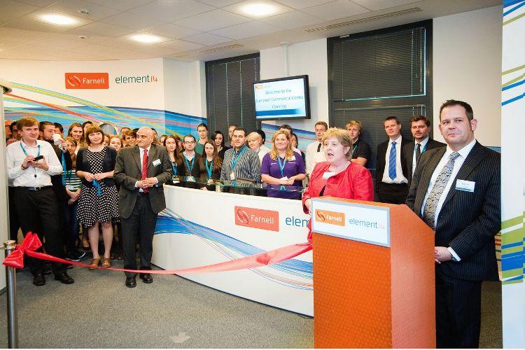 oficjalne otwarcie europejskiego centrum sprzedaży w Krakowie