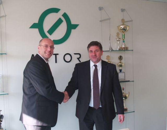 5 października 2012 roku firma ASTOR rozpoczęła dystrybucję szybkich robotów SCARA japońskiego producenta - firmy EPSON.