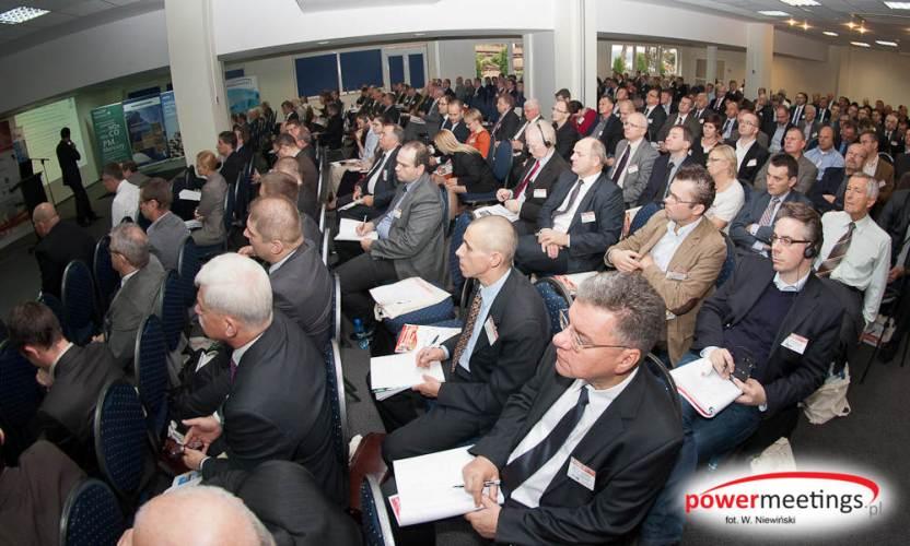 """Uczestnicy II edycji """"Forum Technologii w Energetyce – Spalanie Biomasy"""