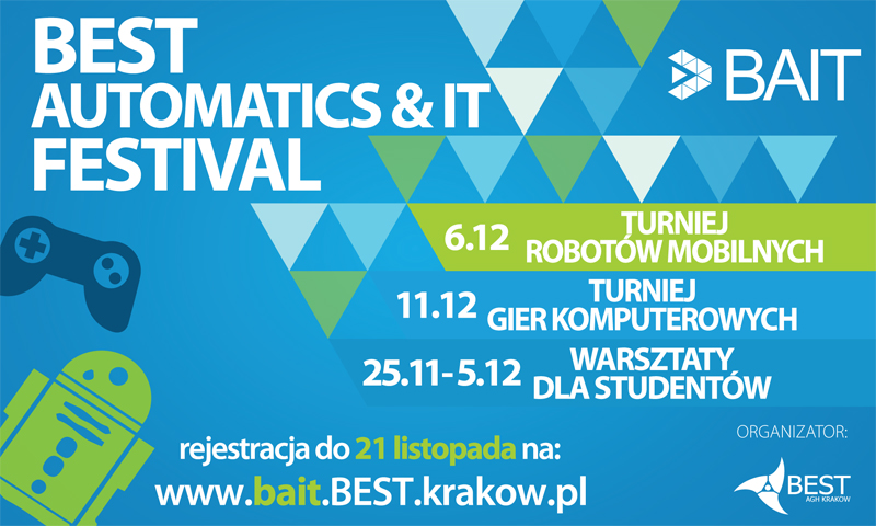 BEST Automatics & IT Festival