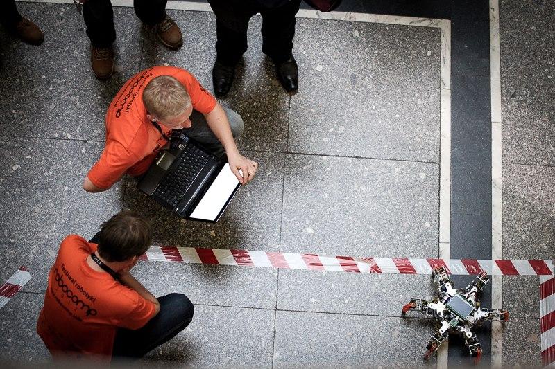 Festiwal Robotyki ROBOCOMP