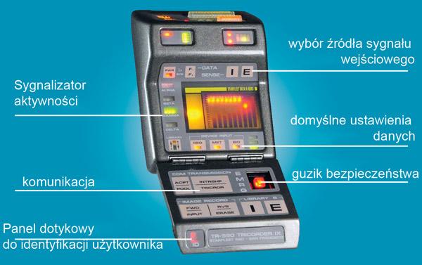 Prawdziwy Tricoder ze Star Treka dzięki NFC