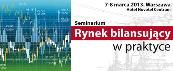 Seminarium: Rynek bilansujący w praktyce