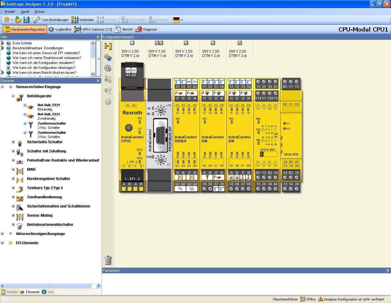 Nowy sterownik bezpieczeństwa SafeLogic Compact: modułowy, ekonomiczny i łatwy do skonfigurowania