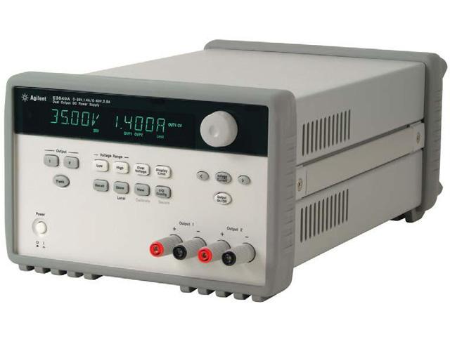 Zasilacz programowalny AGILENT TECHNOLOGIES E3649A