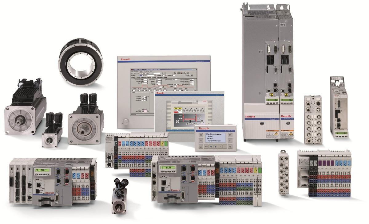 Rozwiązania systemowe IndraMotion dla przemysłu opakowaniowego pomagaja zwiększyć efektywność pracy maszyn