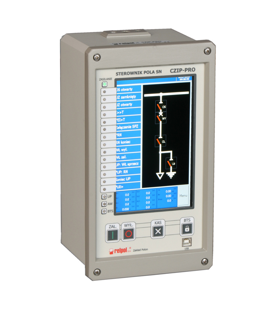 System cyfrowych zabezpieczeń, automatyki, pomiarów, sterowania, rejestracji i komunikacji CZIP-PRO