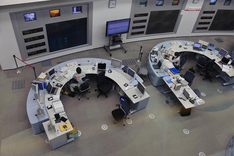 Rys. 4. Sala dyspozycji mocy w elektrowni węglowej J-Power Isogo w Jokohamie (Japonia)