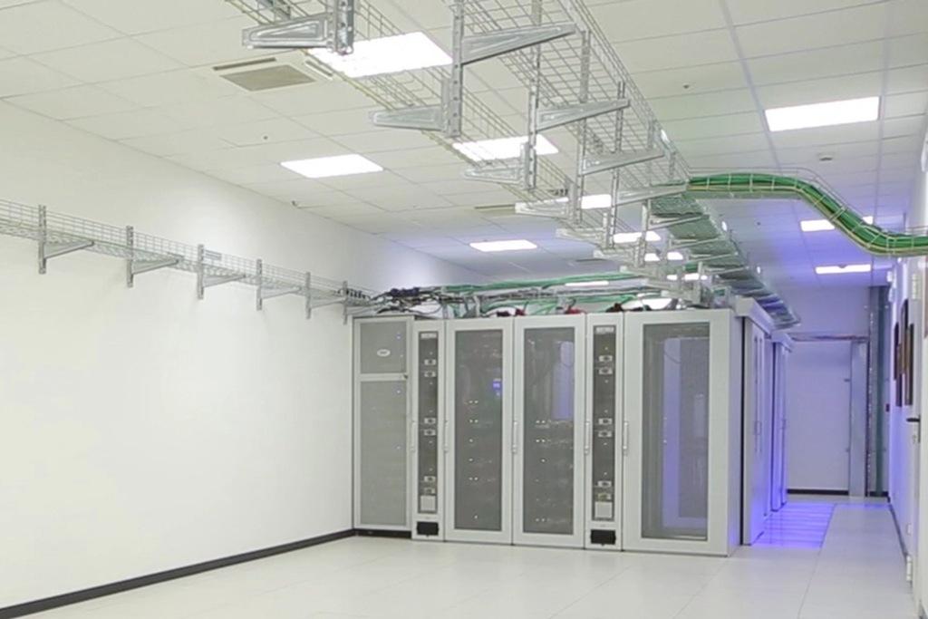 W pierwszej fazie projektu w infrastrukturę IT Rittal wyposażono dwie z czterech stref