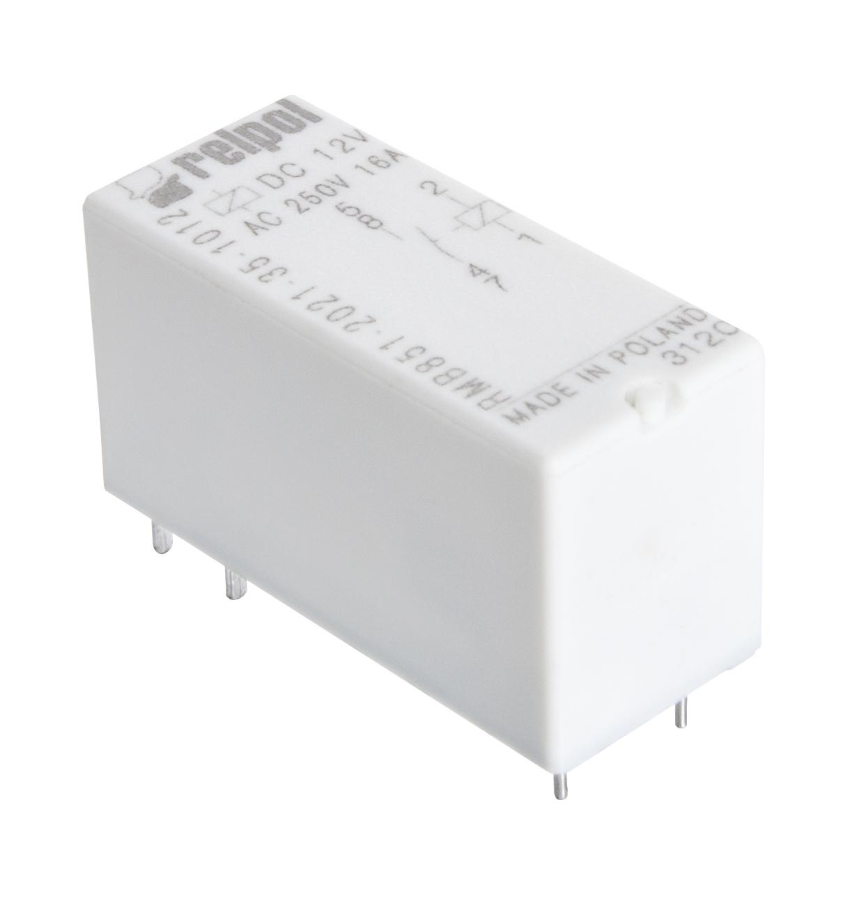 Miniaturowy przekaźnik bistabilny przekaźniki Relpol RMB851