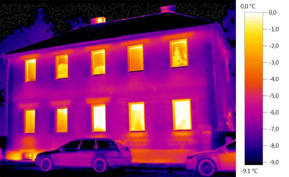 Izolacja cieplna budynku