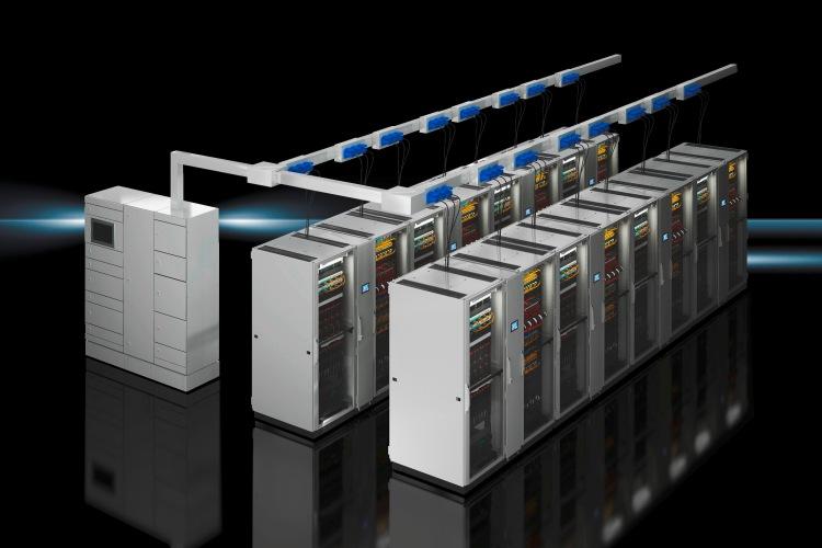 Przy rozdziale prądu w centrach danych decyduje koncepcja całości: rozwiązanie ujawnia w pełni swoje zalety wówczas, gdy jest wykorzystywane kompleksowo, od głównej rozdzielni po poszczególne serwery.