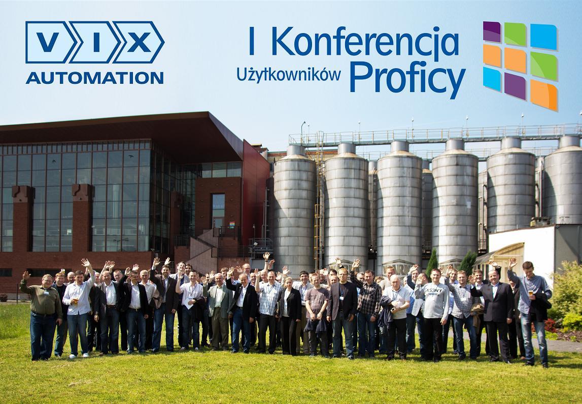 Na Konferencję przybyło ponad 60 gości - użytkowników końcowych z obszaru całej Polski, m. in., z branży spożywczej, papierniczej, kosmetycznej, chemicznej, farmaceutycznej, wodociągowo - kanalizacyjnej i wielu innych.