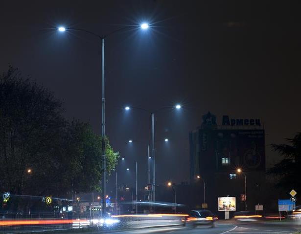 Sharp Wprowadza Na Polski Rynek Oświetlenie Uliczne Led