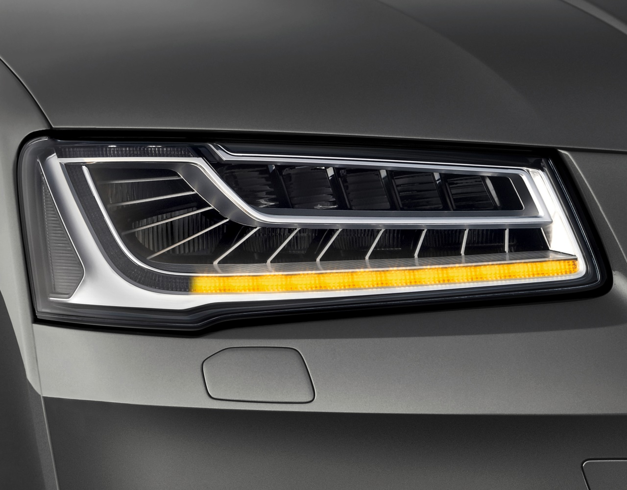 Innowacyjne Kierunkowskazy W Nowych Reflektorach Audi Matrix