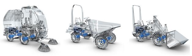 HET – High Efficiency Traction – przykłady zastosowania w maszynach samojezdnych