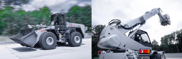 DHC – Diesel Hydraulic Control