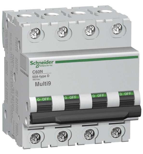 Wyłącznik nadprądowy Schneider Electric