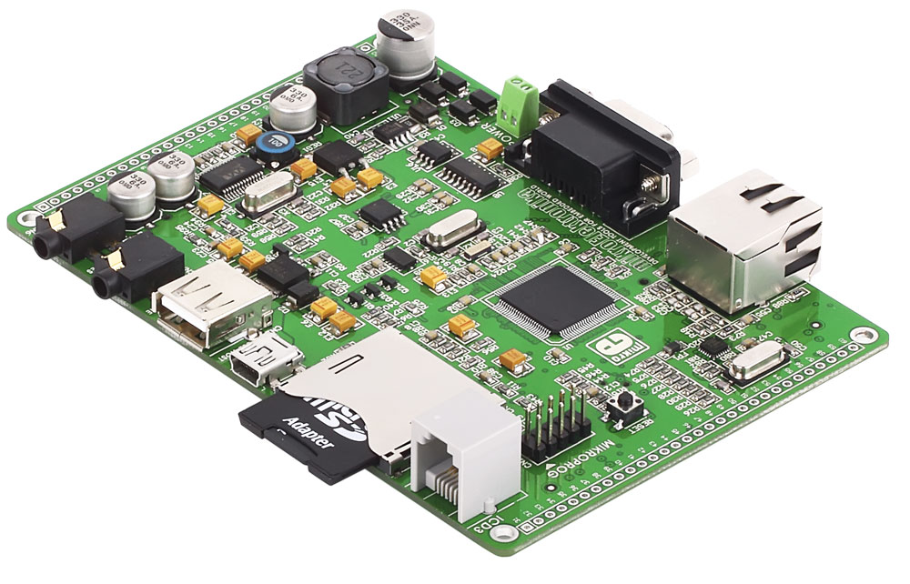 Mikroelektronika mikrokontroler