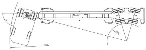 Geometria skrętu przy sterowaniu automatycznym