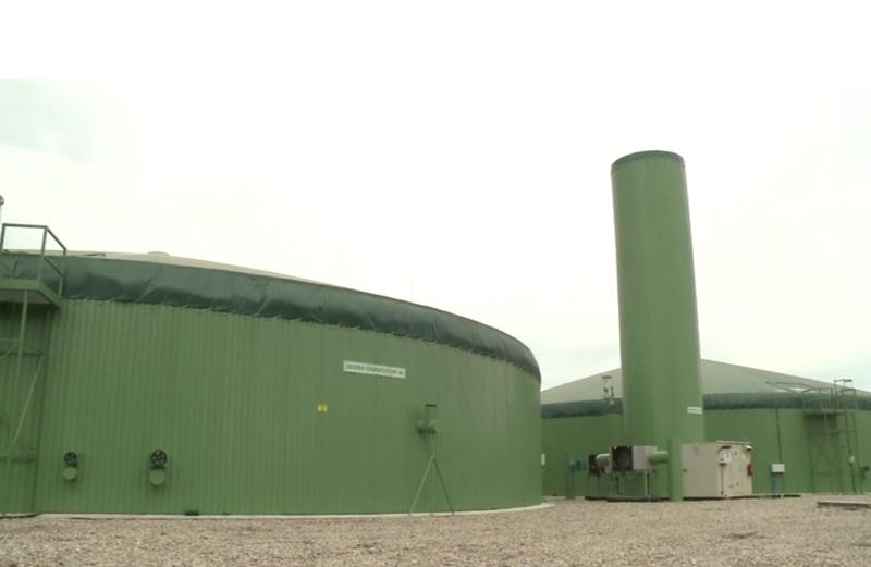 Biogazownie. Zwykle problemem przy lokalizacji tego typu inwestycji są odory