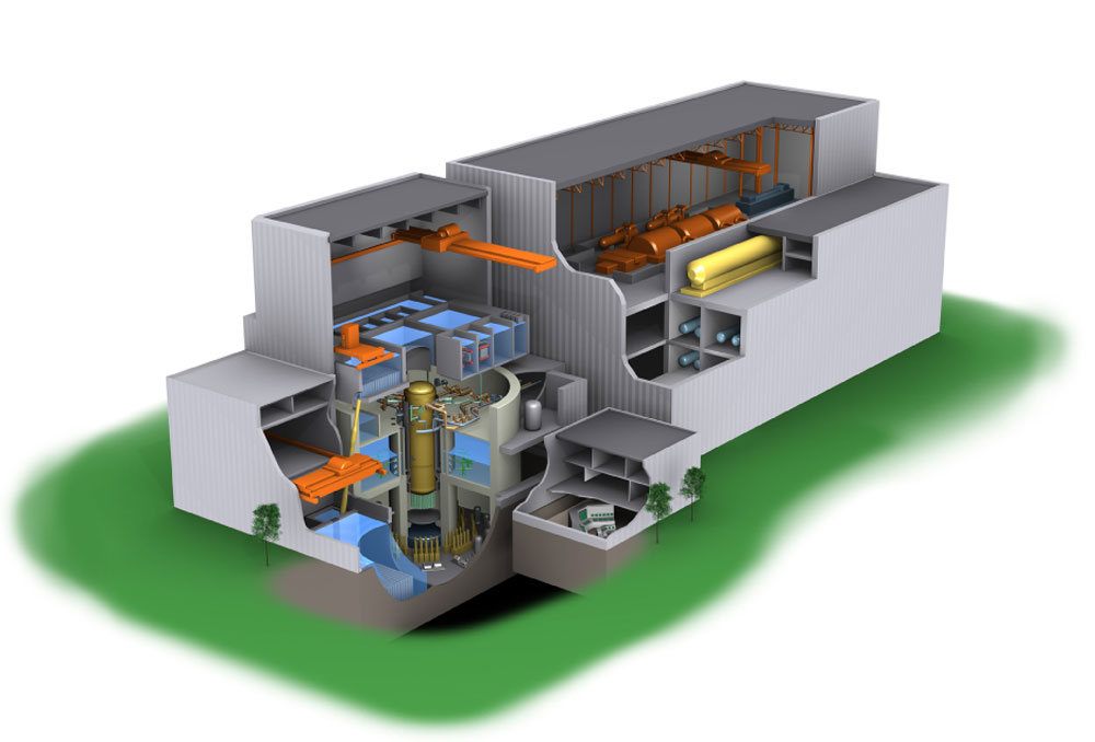 ESBWR (ang. Economic Simplified Boiling Water Reactor)