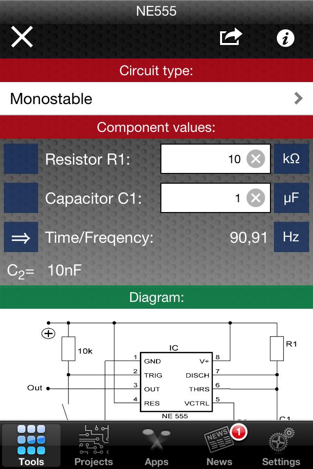 Aplikacja mobilna RS Components dla projektantów elektroniki