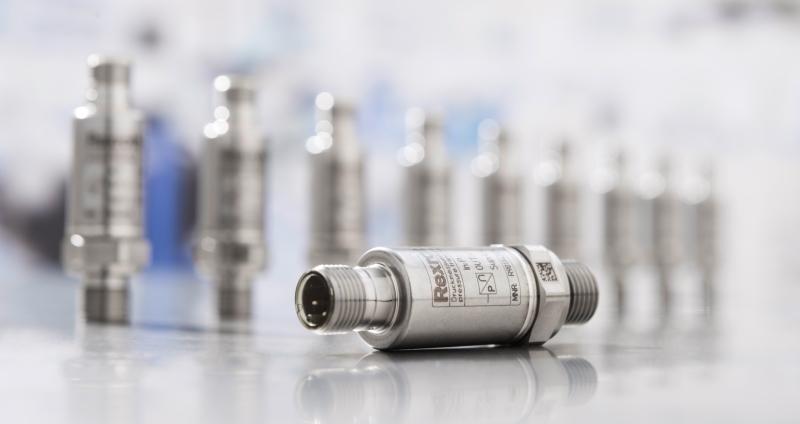 Nowy przetwornik ciśnienia HM20-2x dla układów hydraulicznych