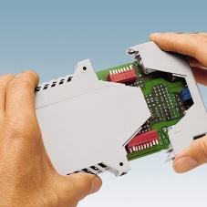Fot. 2. Łatwe konfigurowanie urządzenia w obudowie ME