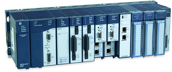 GE Intelligent Platforms RX3i I/O